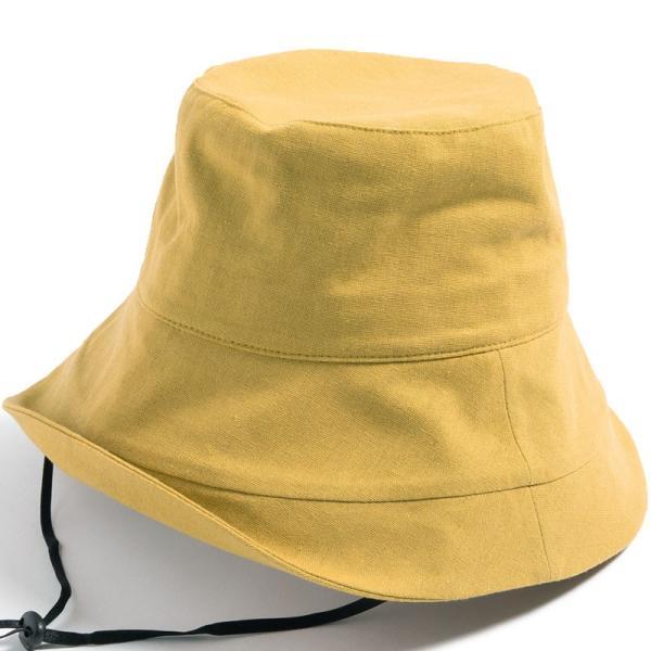 帽子 レディース 紫外線100%カット つば広 UVカット UV 大きいサイズ 紐付き麻ポリブリムハット 日よけ 折りたたみ 飛ばない 春 夏 母の日|queenhead|25