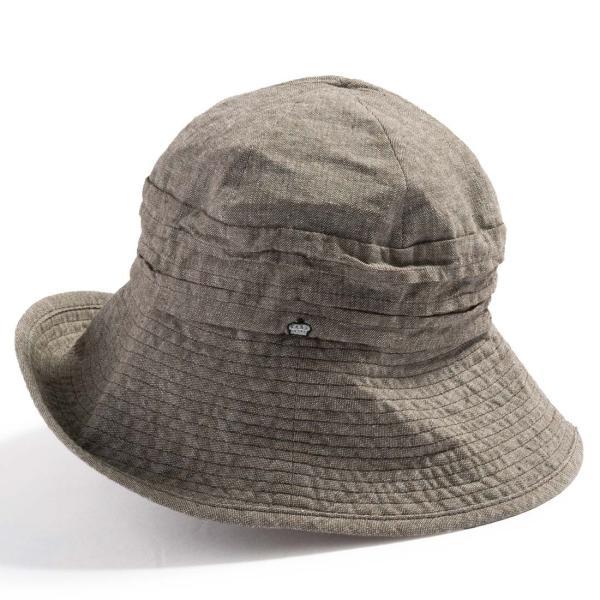 帽子 レディース 夏 夏用 大きいサイズ UV UVカット つば広 エレガントUVハット 日よけ 折りたたみ 女優帽 自転車 飛ばない 56-63cm|queenhead|22