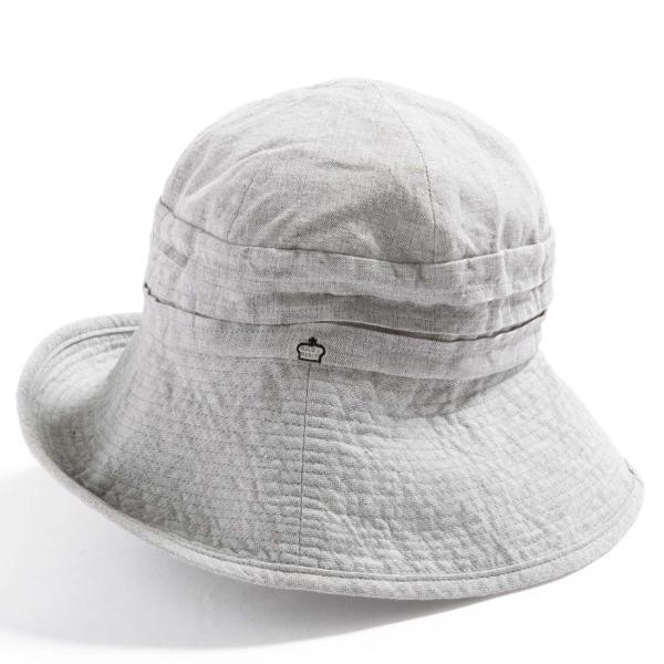帽子 レディース 夏 夏用 大きいサイズ UV UVカット つば広 エレガントUVハット 日よけ 折りたたみ 女優帽 自転車 飛ばない 56-63cm|queenhead|23