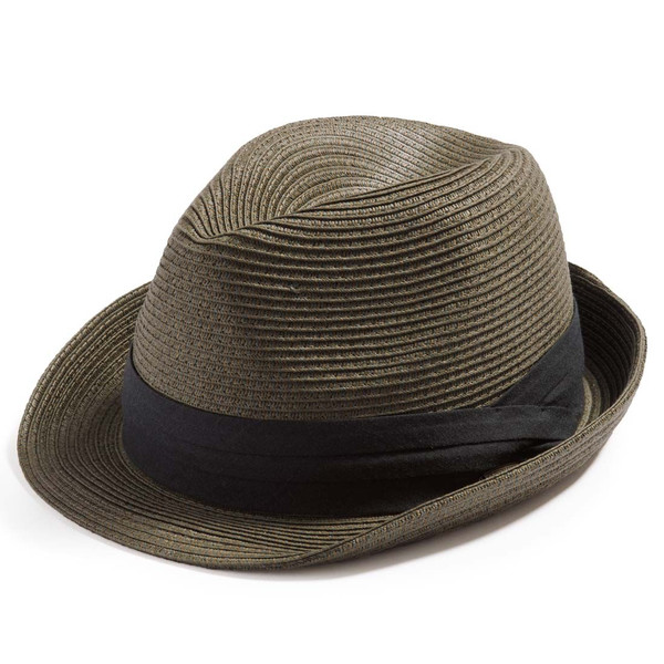 3月末より順次発送 折りたためる ストローハット 麦わら 帽子 中折れ 帽子 レディース メンズ 大きいサイズ ミックスペーパーソフトHAT|queenhead|26