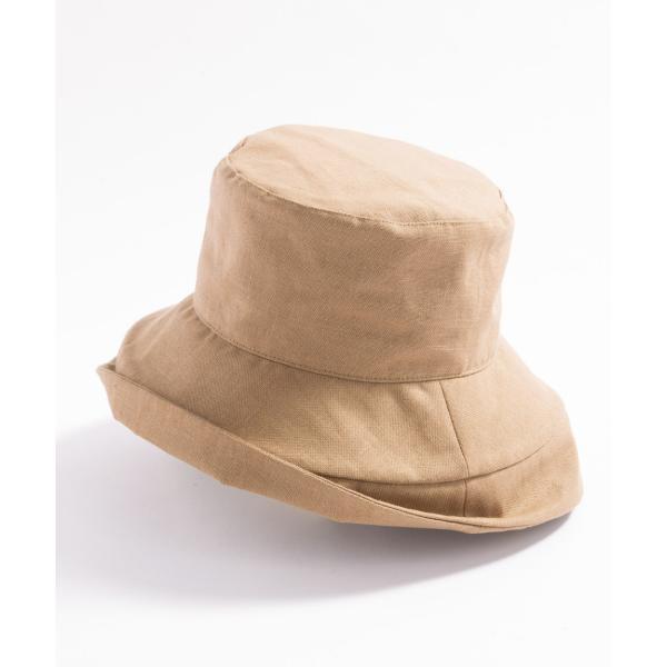 小顔効果抜群 帽子 レディース 大きいサイズ 春 春夏 ブリムハット UVカット つば広 春夏 日よけ 折りたたみ 女優帽 自転車 飛ばない|queenhead|22