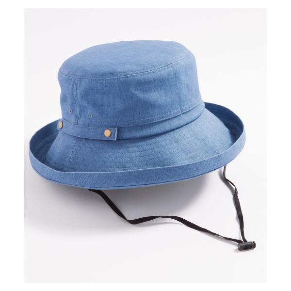 あご紐付き ハット 2019リニューアル 紫外線100%カット 帽子 レディース 大きいサイズ 紐付き UV UVカット 春 夏 折りたたみ 自転車 飛ばないセール SALE|queenhead|32
