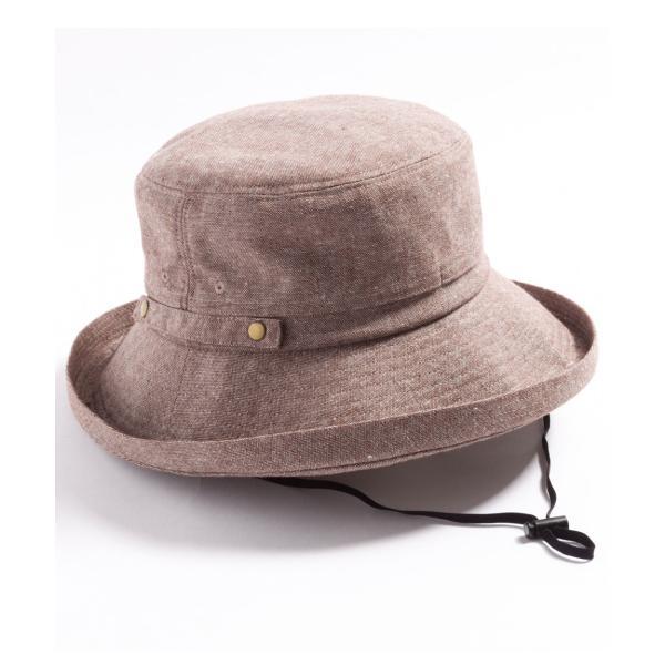 あご紐付き ハット 2019リニューアル 紫外線100%カット 帽子 レディース 大きいサイズ 紐付き UV UVカット 春 夏 折りたたみ 自転車 飛ばないセール SALE|queenhead|30