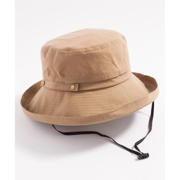 あご紐付き ハット 2019リニューアル 紫外線100%カット 帽子 レディース 大きいサイズ 紐付き UV UVカット 春 夏 折りたたみ 自転車 飛ばないセール SALE|queenhead|23