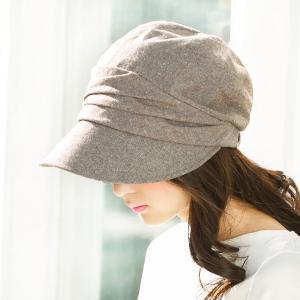 帽子 レディース UV つば広 大きいサイズ カット シャイニングキャスケット 日よけ 折りたたみ 自転車 飛ばない 春 夏 QUEENHEAD PayPayモール店