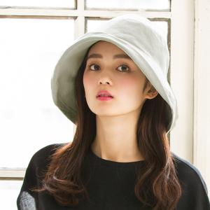 帽子 レディース UV ミングルハット 大きいサイズ 折りたたみ つば広 旅行 母の日 春 夏 クイーンヘッド QUEENHEAD