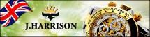 J.HARRISON 腕時計