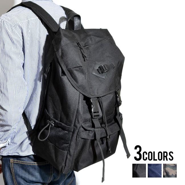 1dedf89e79c7 リュックサック デイパック メンズ バックパック 鞄 カバン ナイロン製 ...