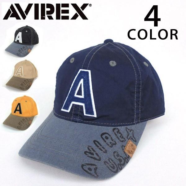 AVIREX キャップ