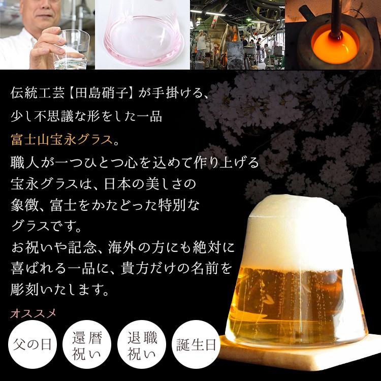 富士山グラス・イメージ