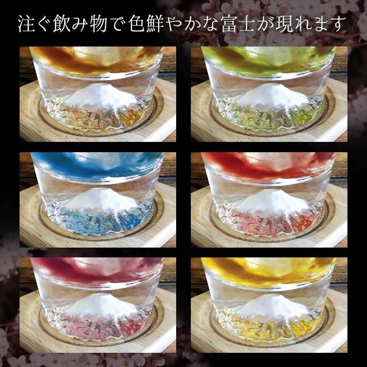 富士山グラス・匠の技