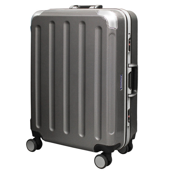 スーツケース キャリーバッグ L サイズ 大型 無料受託手荷物 3辺158cm以内  深溝フレームタイプ Wキャスター TSAロック|rabbittuhan|21