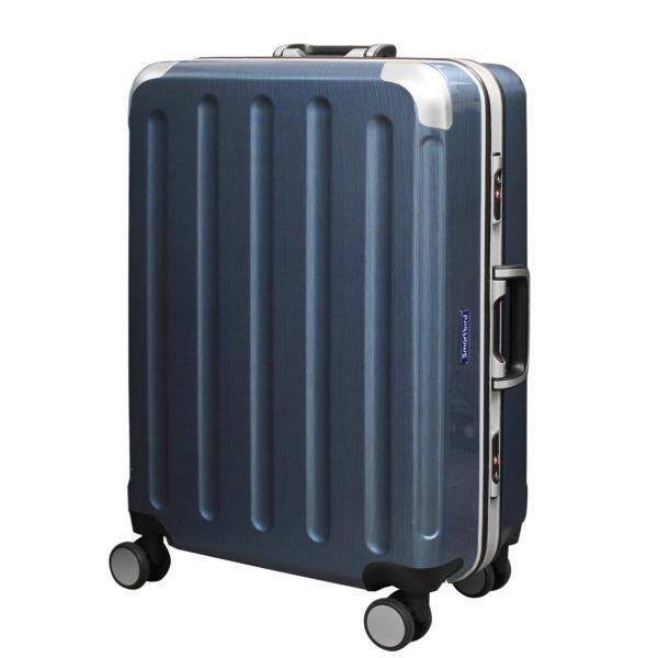 スーツケース キャリーバッグ L サイズ 大型 無料受託手荷物 3辺158cm以内  深溝フレームタイプ Wキャスター TSAロック|rabbittuhan|24