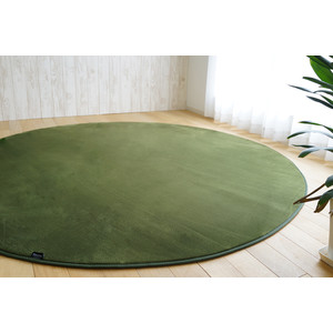 ラグ 洗えるカーペット 円形 140 丸 おしゃれ じゅうたん カーペット|ragmatst|19