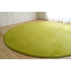 ラグ 洗えるカーペット 円形 140 丸 おしゃれ じゅうたん カーペット|ragmatst|21