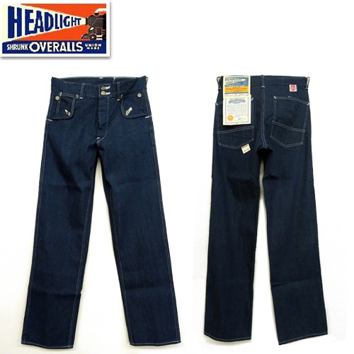 HD41883 「9.5oz BLUE DENIM LATE40's DUNGAREES」