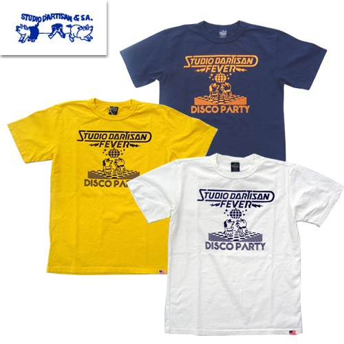 9957A USAコットン プリントTシャツ FEVER