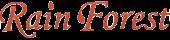 Rain Forest ロゴ
