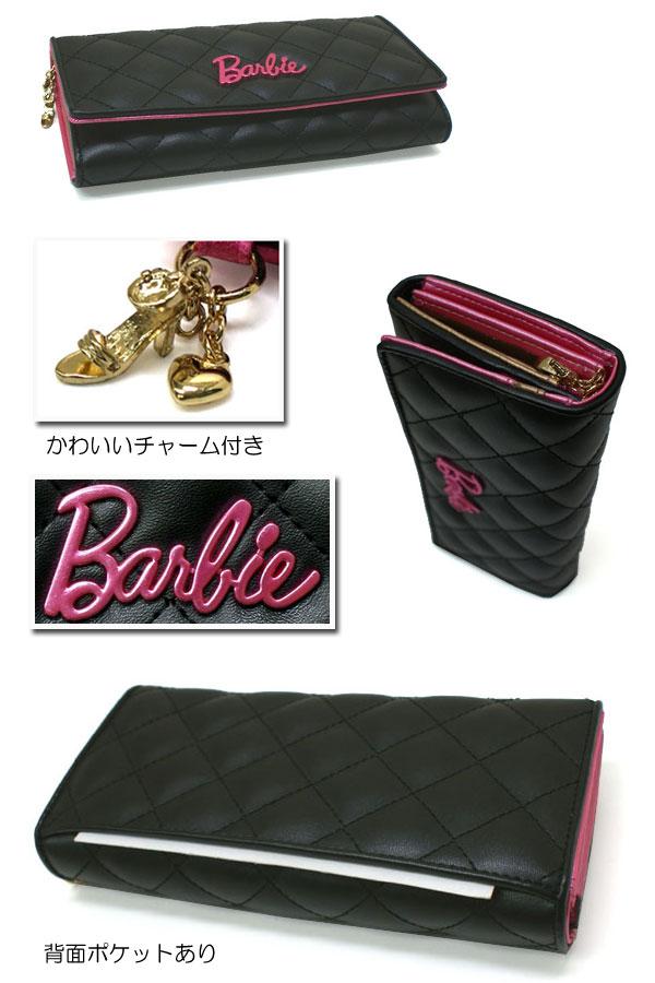 e86814275a22 Barbie バービー ダリヤ 長財布 束入れ L型ファスナー 35236 :BB35236 ...