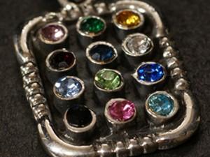 12の宝石、誕生石