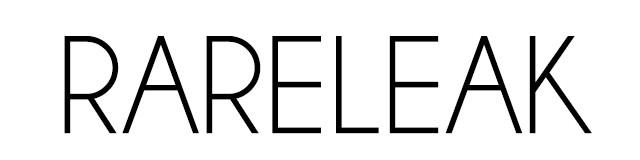 RARELEAK ロゴ