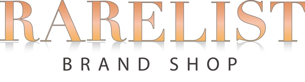 BRAND SHOP RARELIST