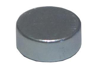 ネオジム磁石 丸型_亜鉛