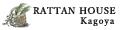 ラタンハウスかごや ヤフー店 ロゴ