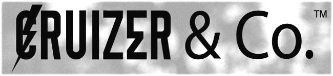 CRUIZER 商品 PAGE