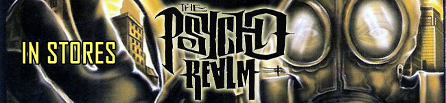 Psycho Realm 商品 PAGE