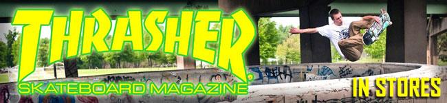 THRASHER MAGAZINE 商品 PAGE