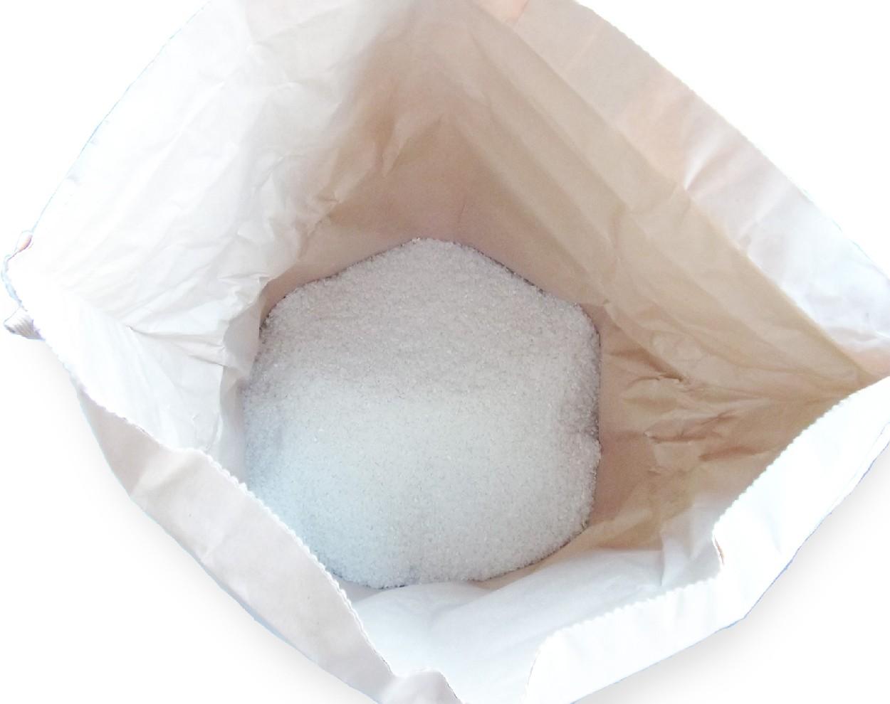 袋の中身(白米)
