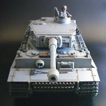 タミヤ 1/16 戦車 タイガーI型初期生産