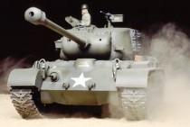 タミヤ 1/16 アメリカ戦車 M26 パーシング