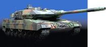 タミヤ 1/16 戦車 レオパルド2A6