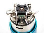 メタル軸受け、チップコンデンサー内蔵
