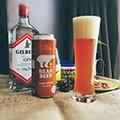 ボルゴノボ モナコ ビールグラス 385ml