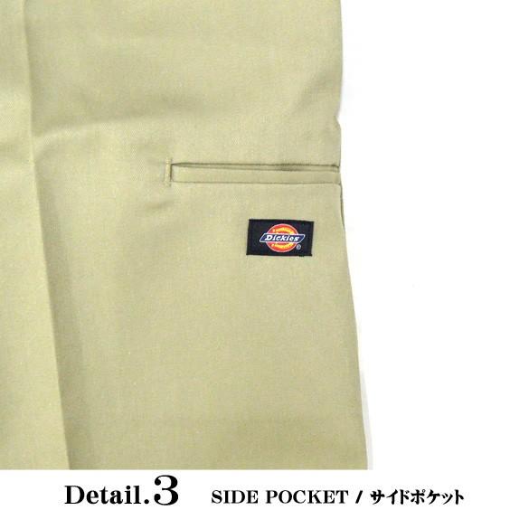 Dickies 42283 ディッキーズ ハーフパンツ USA ワークパンツ