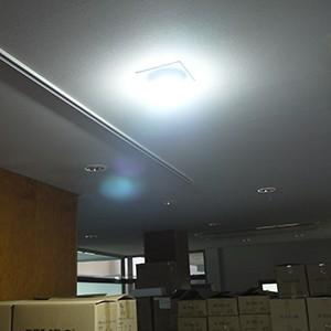 LED小型シーリングライト 800lm (5700K・昼白色)