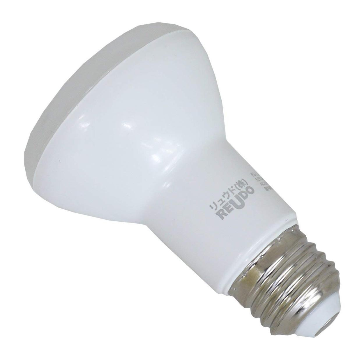 LEDレフ形電球 E26口金 電球色