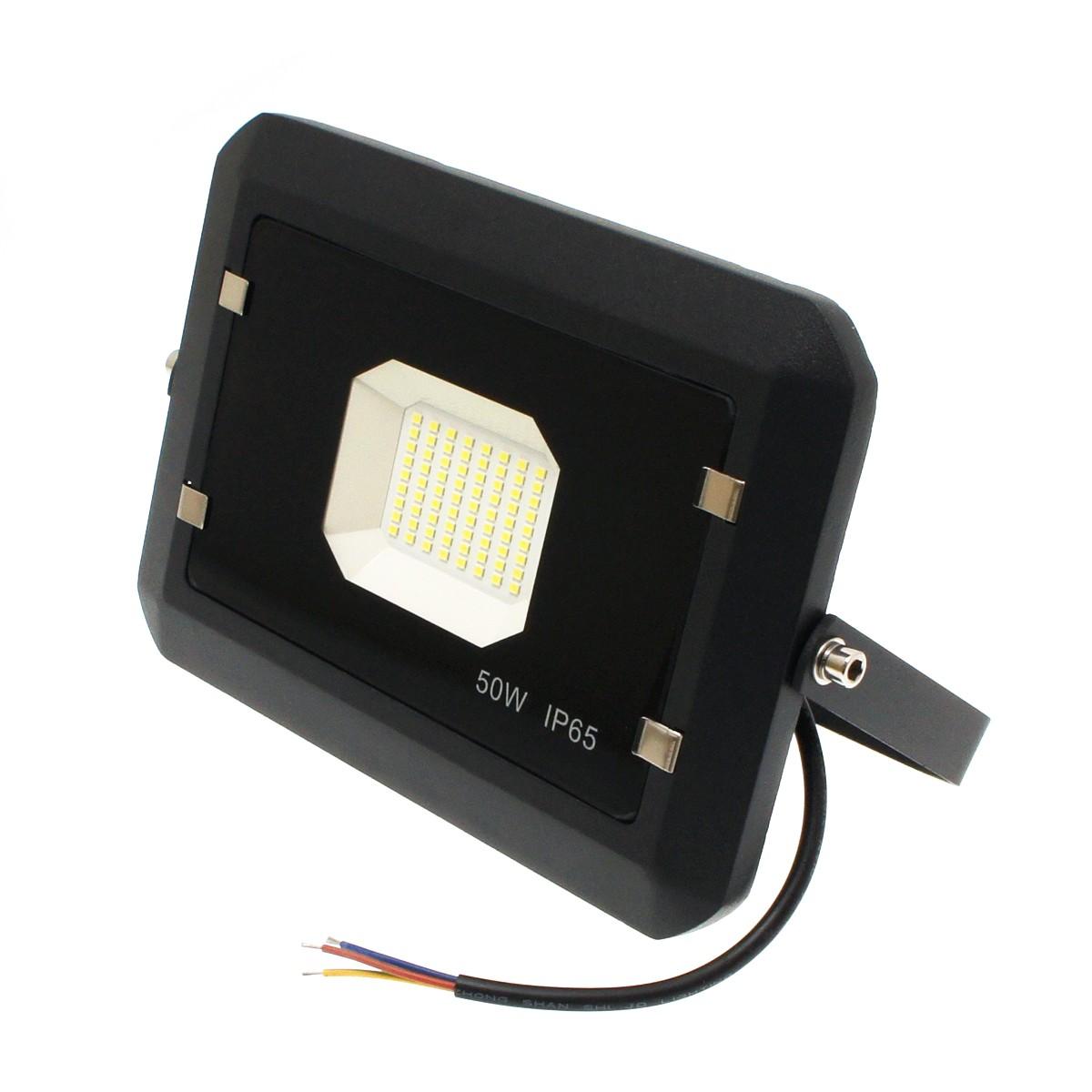 【玄人向け】IP65防雨形LED投光器(50Wタイプ)