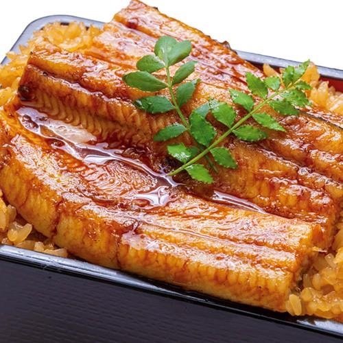 国産うなぎ蒲焼 鰻飯・まぶし飯