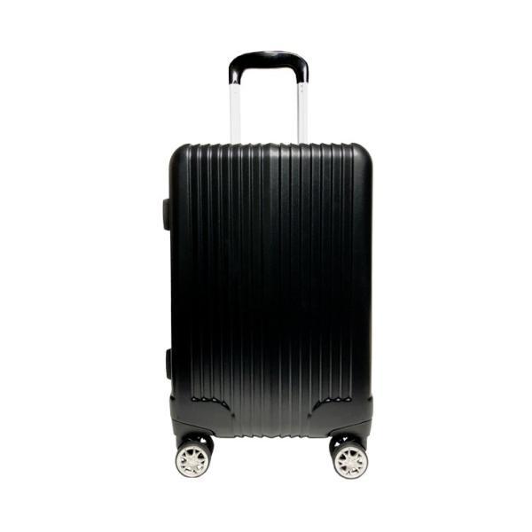 スーツケース ストッパー Mサイズ 軽量 ダブルキャスター キャリーケース TSAロック ファスナー|rexstar|07