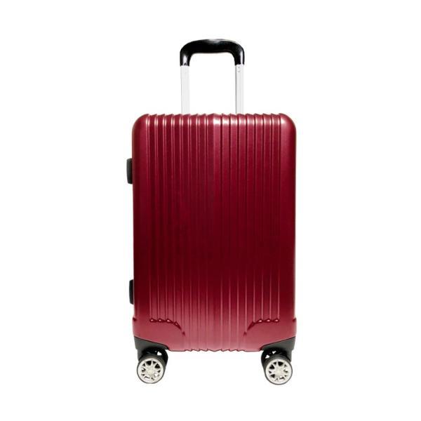 スーツケース ストッパー Mサイズ 軽量 ダブルキャスター キャリーケース TSAロック ファスナー|rexstar|09