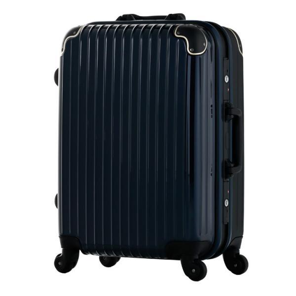 スーツケース Mサイズ 4輪 軽量 キャリーケース フレーム ABS+ポリカーボネイト 3日 rexstar 11