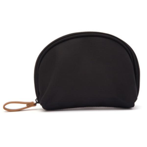 メイクポーチ 化粧ポーチ ポケット 使いやすい コスメポーチ 小物入れ 小分け 便利 シンプル 軽量|ribution|10