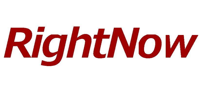 RightNow ロゴ