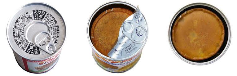 誰でもカンタンに開けられるイージーオープン缶