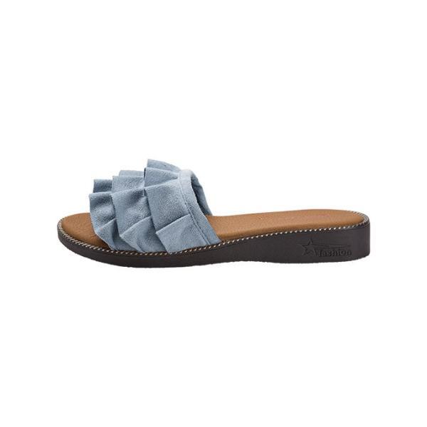 サンダル レディース 履きやすい 可愛いサンダル 歩きやすい おしゃれ 疲れない 靴 シューズ 一部即納|rioty|25
