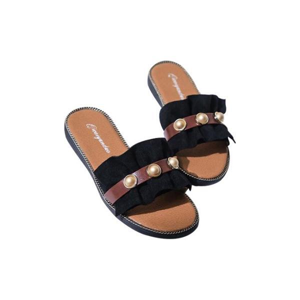 サンダル レディース 履きやすい 可愛いサンダル 歩きやすい おしゃれ 疲れない 靴 シューズ 一部即納|rioty|36